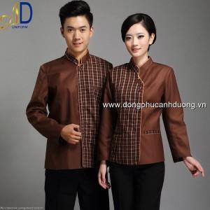 Đồng phục tạp vụ 16 – Đồng phục nhà hàng khách sạn tại Hà Nội