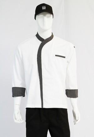 đồng phục áo bếp 26   may áo bếp tại Hà Nội