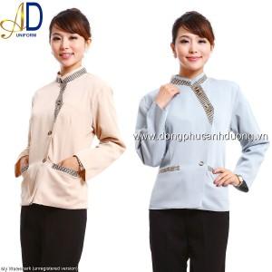 Đồng phục tạp vụ 17 – Đồng phục nhà hàng khách sạn tại Hà Nội