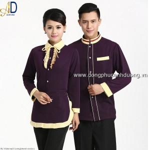 Đồng phục nhân viên khách sạn 10 – Đồng phục nhân viên khách sạn tại Hà Nội