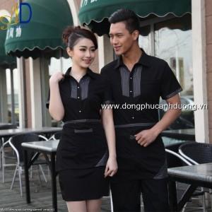 Đồng phục tạp vụ 23 – Đồng phục nhà hàng khách sạn tại Hà Nội