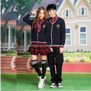 Đồng phục học sinh trung học 13   đồng phục học sinh tại Hà Nội