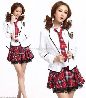 Đồng phục học sinh trung học 17 | đồng phục học sinh tại Hà Nội