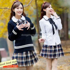Đồng phục học sinh trung học 19   đồng phục học sinh tại Hà Nội
