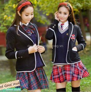 Đồng phục học sinh trung học 21   đồng phục học sinh tại Hà Nội