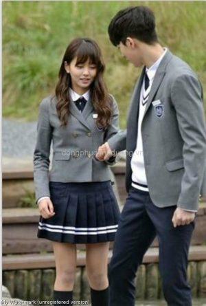 Đồng phục học sinh trung học 34 | đồng phục học sinh tại Hà Nội