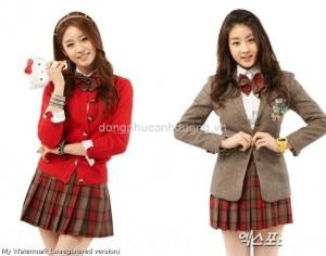 Đồng phục học sinh trung học 41 | đồng phục học sinh tại Hà Nội