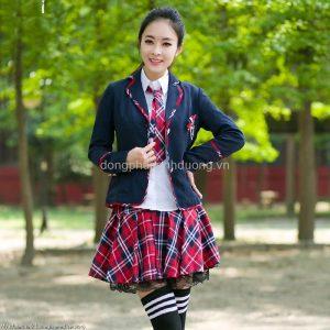 Đồng phục học sinh trung học 09 | đồng phục học sinh tại Hà Nội