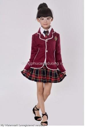 Đồng phục học sinh tiểu học 17 | đồng phục học sinh tiểu học tại Hà Nội