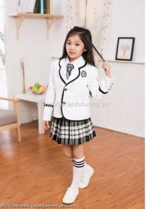 Đồng phục học sinh tiểu học 23 | đồng phục học sinh tiểu học tại Hà Nội