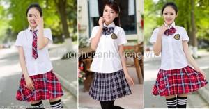 Đồng phục học sinh trung học 54 | đồng phục học sinh tại Hà Nội