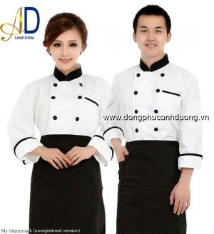 Đồng phục áo bếp 14 | may áo bếp tại Hà Nội
