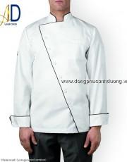 Đồng phục áo bếp 15   may áo bếp tại Hà Nội