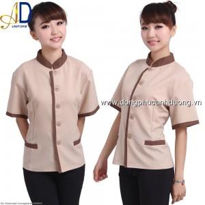 Đồng phục tạp vụ 24 – Đồng phục nhà hàng khách sạn tại Hà Nội