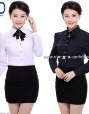 Đồng phục lễ tân khách sạn 20   Đồng phục lễ tân khách sạn tại Hà Nội
