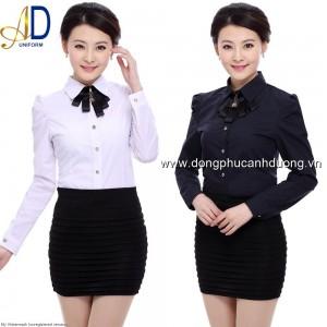 Đồng phục lễ tân khách sạn 20 | Đồng phục lễ tân khách sạn tại Hà Nội