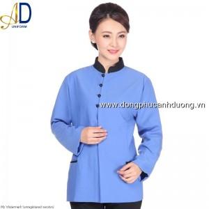 Đồng phục tạp vụ 26 – Đồng phục nhà hàng khách sạn tại Hà Nội